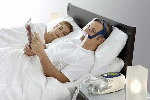 Image result for CPAP Device and It's Working